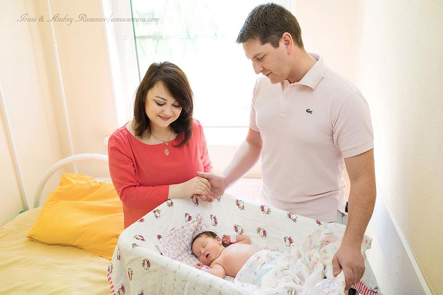 Фотограф новорожденных в Санкт-Петербурге