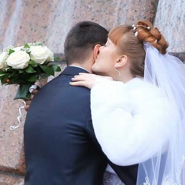 Свадьба Алены и Дмитрия