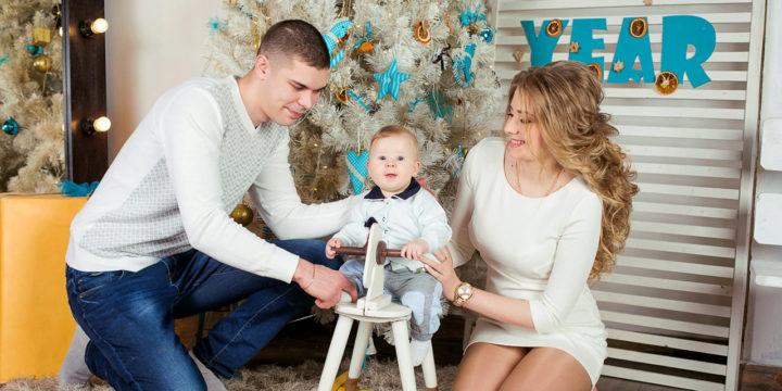 Кирилл и родители