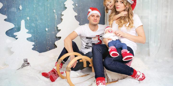 Таисия и её семья